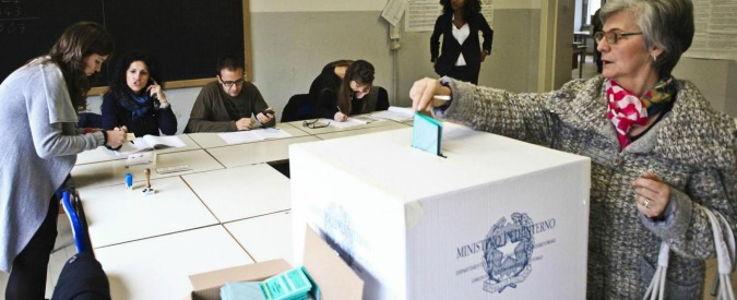 Elezioni, l'Italia dell'astensionismo. Il 52% non si riconosce in nessun partito