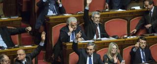 """Intoccabili i vitalizi dei parlamentari condannati: """"Criticità costituzionali"""""""