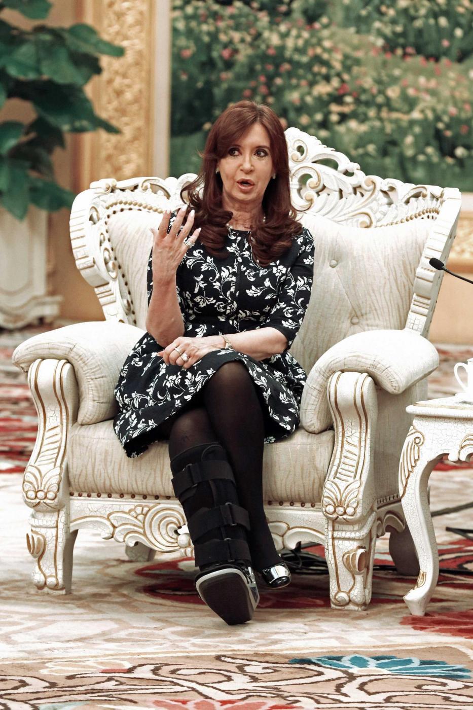 Cristina -Kirchner