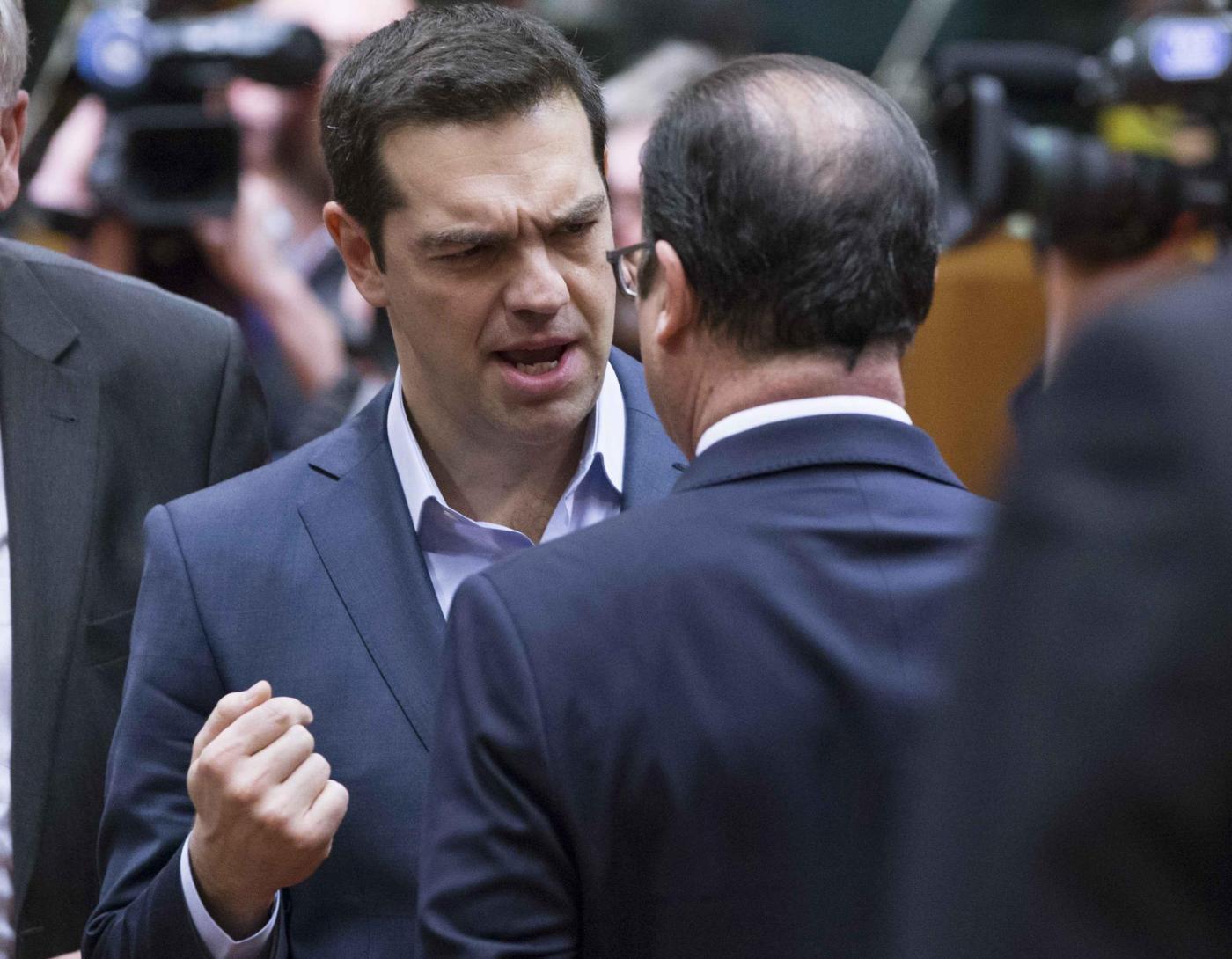 Tspiras-Hollande