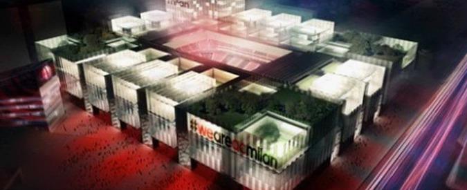 Nuovo stadio Milan, il progetto al Portello e le difficoltà di realizzazione