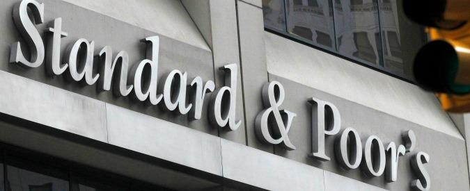 """Crescita, S&P: """"Crediti deteriorati delle banche pesano sulla ripresa italiana"""""""