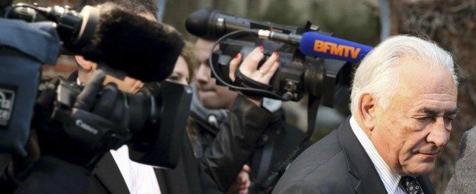 """Strauss-Kahn, il pm di Lille chiede il proscioglimento """"puro e semplice"""""""