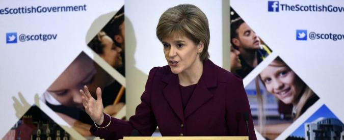 """La Scozia contro l'austerity di Londra. """"Altri tagli? Moralmente ingiustificabili"""""""