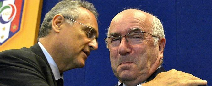 Claudio Lotito e Carlo Tavecchio denunciati dal dg dell'Ischia Pino Iodice
