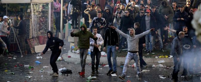 """Roma – Feyenoord, Marino: """"Olanda non risarcirà"""". Questore: """"Non faccio morti"""""""