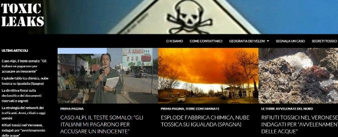 """Toxic Leaks, piattaforma per segnalazioni anonime: """"Così proteggiamo le fonti"""""""