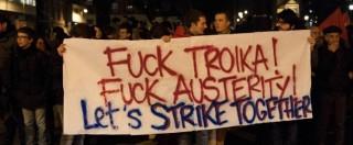 """Grecia, gli errori della troika. """"Assunzioni sbagliate e impatto su pil sottovalutato"""""""