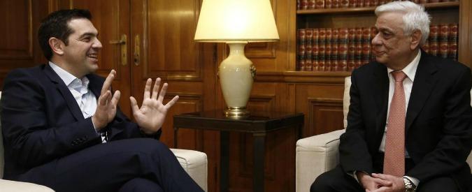 Pavlopoulos, presidente della Repubblica di destra eletto per volere di Tsipras