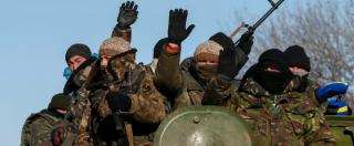 "Ucraina, truppe Kiev abbandonano Debaltseve. ""Filorussi via dal Donbass"""