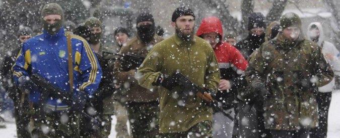 "Ucraina, Mosca: ""Escalation se Usa armano Kiev"". Obama a Putin: ""Fermati"""