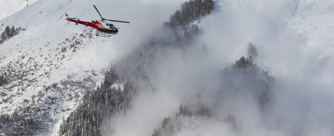 Valanghe, morti due scialpinisti travolti al Colle Chamolè a Pila in Val d'Aosta