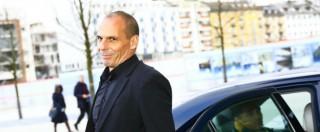 "Grecia, Varoufakis: ""Paese in bancarotta. Merkel pensi a un nuovo piano Marshall"""