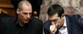 """Varoufakis cambia verso: """"La Grecia rispetterà tutti gli obblighi. Per sempre"""""""