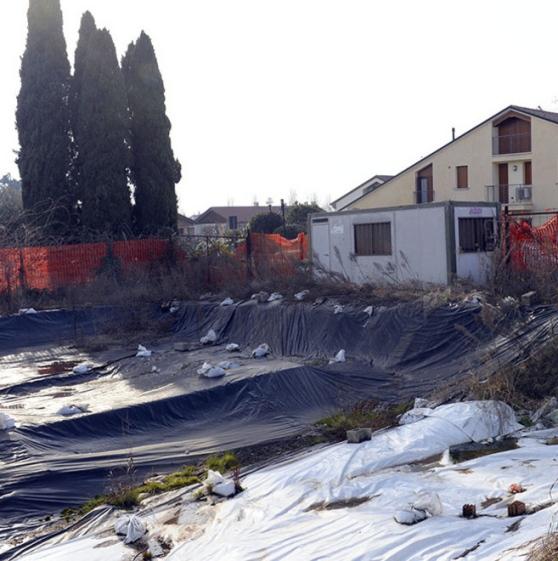 Montebelluna necropoli di posmon il parco archeologico for Aggiunta in cima al garage