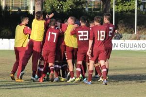 Torino vs Rappresentativa Serie D - Viareggio Cup 2015