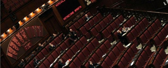 Statistiche parlamentari: tutti berlusconiani i campioni  Zero atti