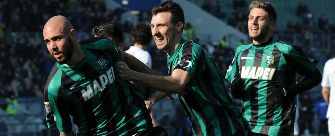 Sassuolo – Inter 3-1: Di Francesco affossa Mancini. Che sbaglia di nuovo formazione