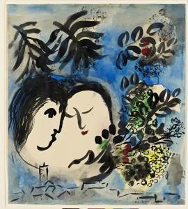 10_Chagall_Gli amanti
