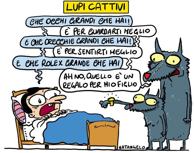 Renzi e Lupi
