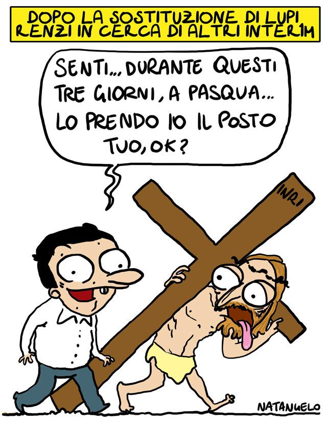 Altri interim per Renzi