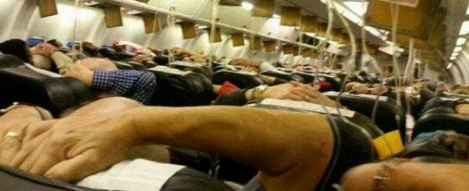 Germanwings, copilota chiuse pilota fuori e dirottò aereo: il precedente nel 2014