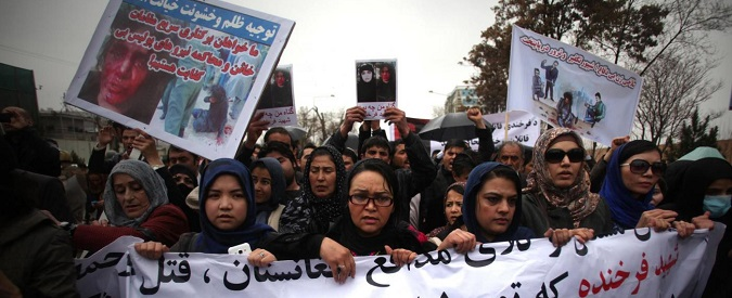 Afghanistan: anch'io sono Farkhuda