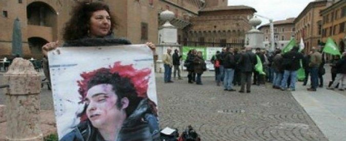 """Omicidio Aldrovandi, Corte Conti riduce per """"indulto"""" i risarcimenti che pagheranno gli agenti condannati"""