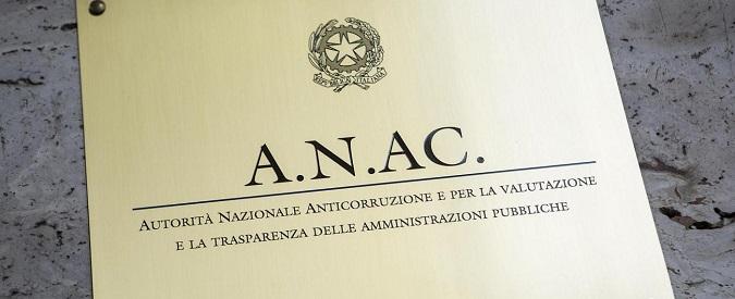 Dirigenti pubblici, dopo i ricorsi al Tar l'Anac sospende delibera sulla pubblicazione dei patrimoni