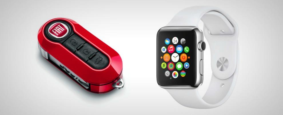 Apple Watch sostituirà le chiavi dell'auto. La Mela inizia a intimorire le case
