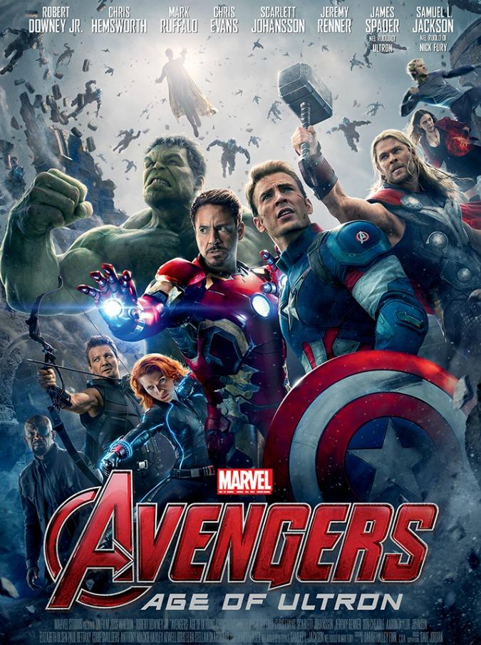 Avengers 2: Age of Ultron. Ecco il secondo trailer. Il film in sala il 22 aprile