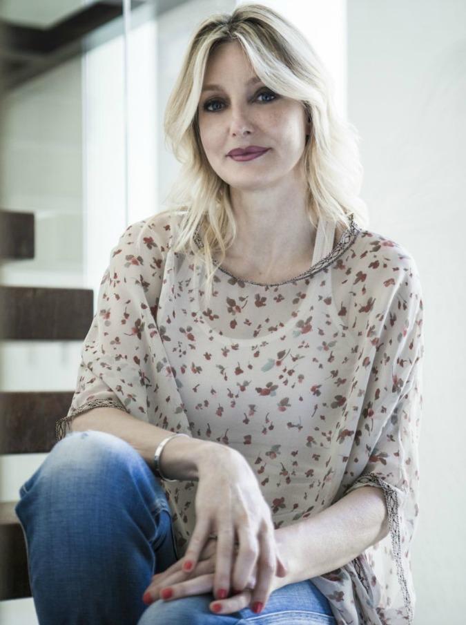 """Barbara Pozzo, moglie di Ligabue e scrittrice: """"Via dalla negatività. Così la vita si riempie di pace"""""""