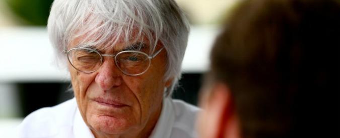 """Formula 1, Ecclestone: """"Mercedes aiutata dalla Fia"""". Red Bull minaccia di lasciare"""
