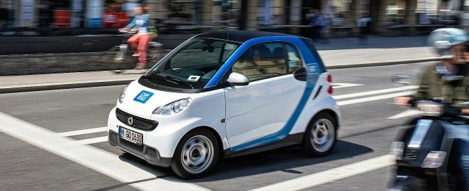 Car Sharing, indagine BMW e Smart: va meglio dove il servizio pubblico funziona