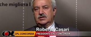 Roberto Casari, arrestato l'ex presidente della coop rossa da mezzo miliardo