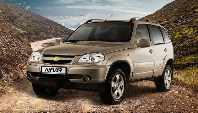 Chevrolet Lada Niva