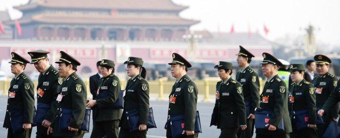 """Cina, """"1,5 milioni di euro per diventare ufficiali"""": stretta anti-tangenti nell'esercito"""