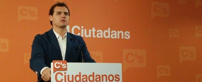 Spagna Nei Sondaggi Vola Ciudadanos Podemos Di Destra Che Sfida