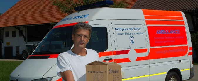 Erwin Schrumpf, l'austriaco scampato alla Norman che distribuisce farmaci in Grecia