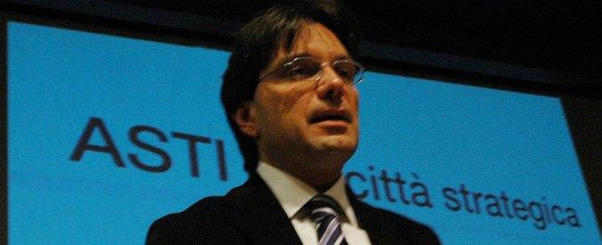Asti, addio alla carica di presidente della Provincia per Fabrizio Brignolo