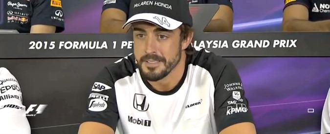 """Alonso, """"Mai pensato di essere nel '95. Sono il pilota più controllato della storia"""""""