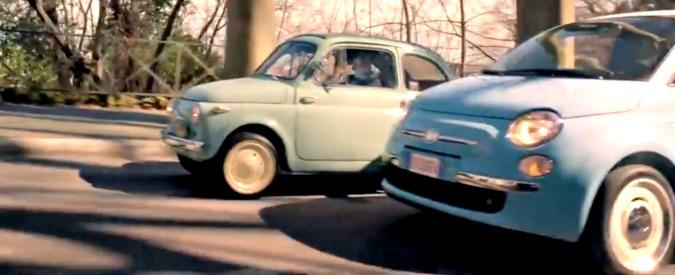 """Fiat 500, """"vintage"""" e italianità. Sempre gli stessi temi, ma la pubblicità funziona"""