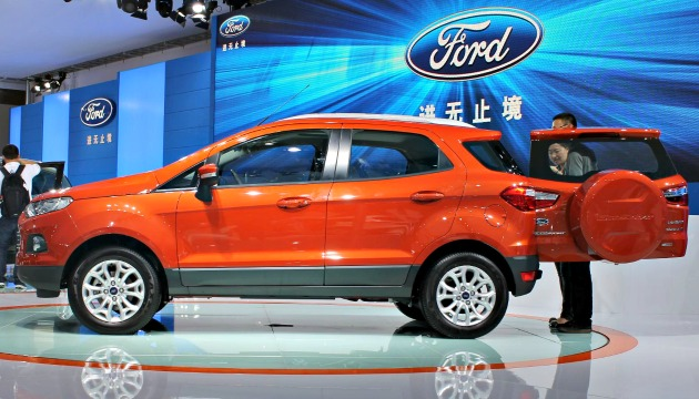 Ford Ecosport in Cina