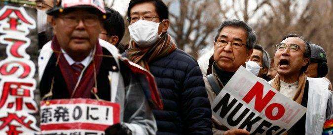 Fukushima, Tokyo ricorda lo tsunami. Ma di emergenza nucleare non si parla