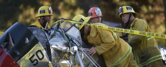 """Harrison Ford, incidente aereo a Santa Monica: """"Atterraggio d'emergenza"""""""