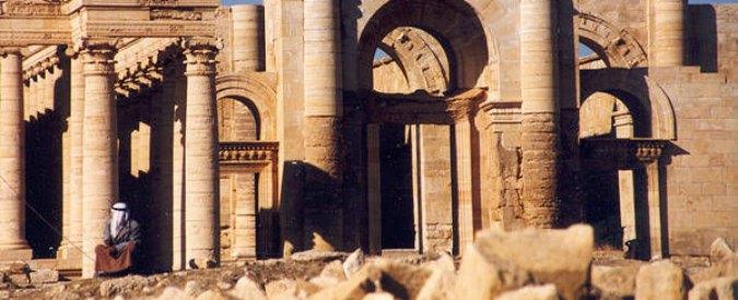 Isis, jihadisti distruggono antica città di Hatra in Iraq. Era patrimonio dell'Unesco