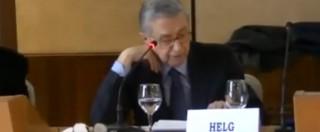 Roberto Helg: da paladino della legalità a estorsore