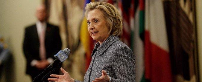 Elezioni Usa 2016: 7 uomini (sette) contro una donna