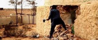 """Isis, """"distruzione arte? Jihadisti dicono 'venite a fermarci, farete la stessa fine"""