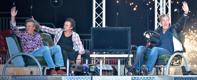 Jeremy Clarkson, attesa oggi la 'sentenza' BBC. Sospeso il tour Top Gear Live